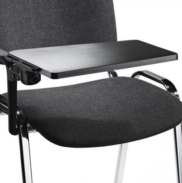 Schreibbrett mit Armlehne für Stuhl ISO