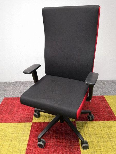 Drehstuhl H-line K1DT112 mit hohen Rücken und Sitz mit Wasser-Kissen