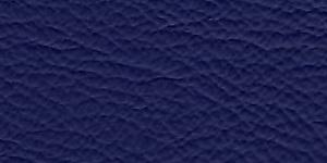Leder saphirblau 55114
