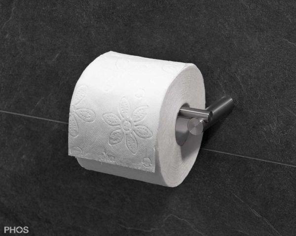 Aufklappbarer Toilettenpapierhalter