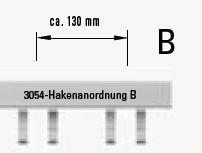 rosconi-Clap-3054-B-Hakenanordnung-B